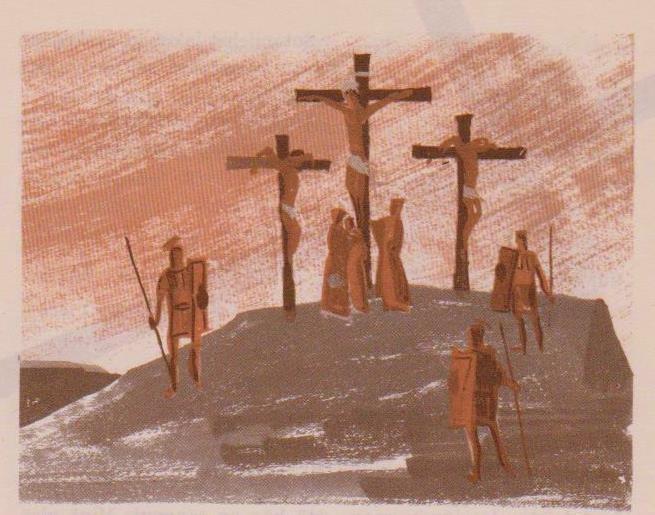 Kolme ristiä Golgatalla
